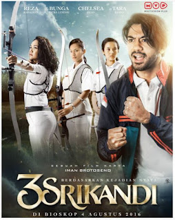Download Film 3 Srikandi (2016) Full Movie Free