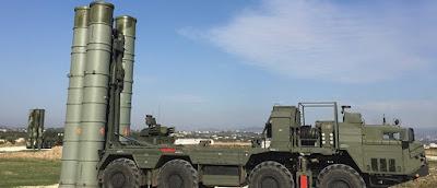 Τουρκία: ολοκληρώθηκε η αγορά των S-400 από την Ρωσία