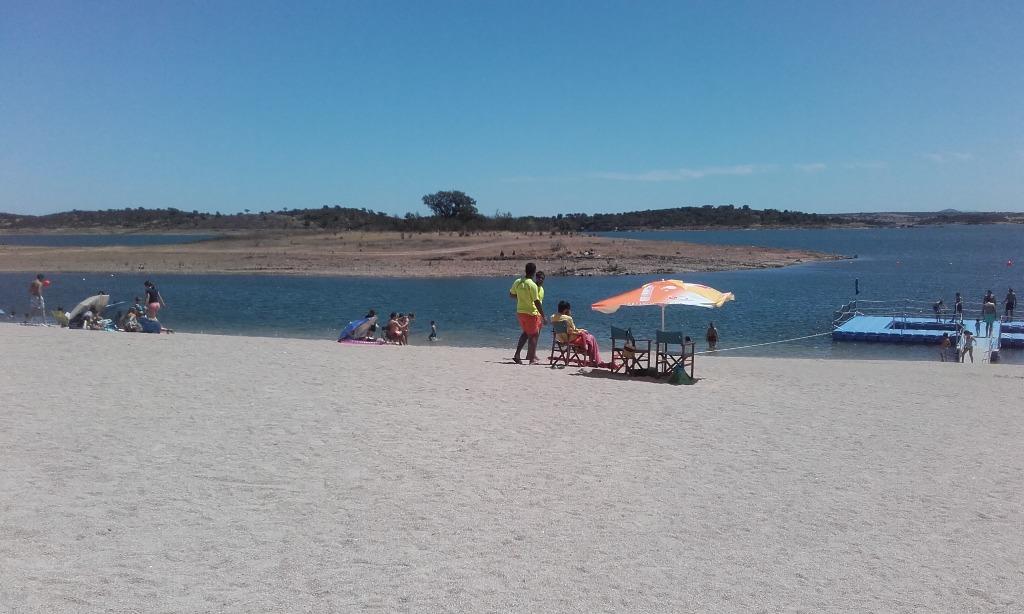 Zona dos Nadador Salvador da Praia de Monsaraz