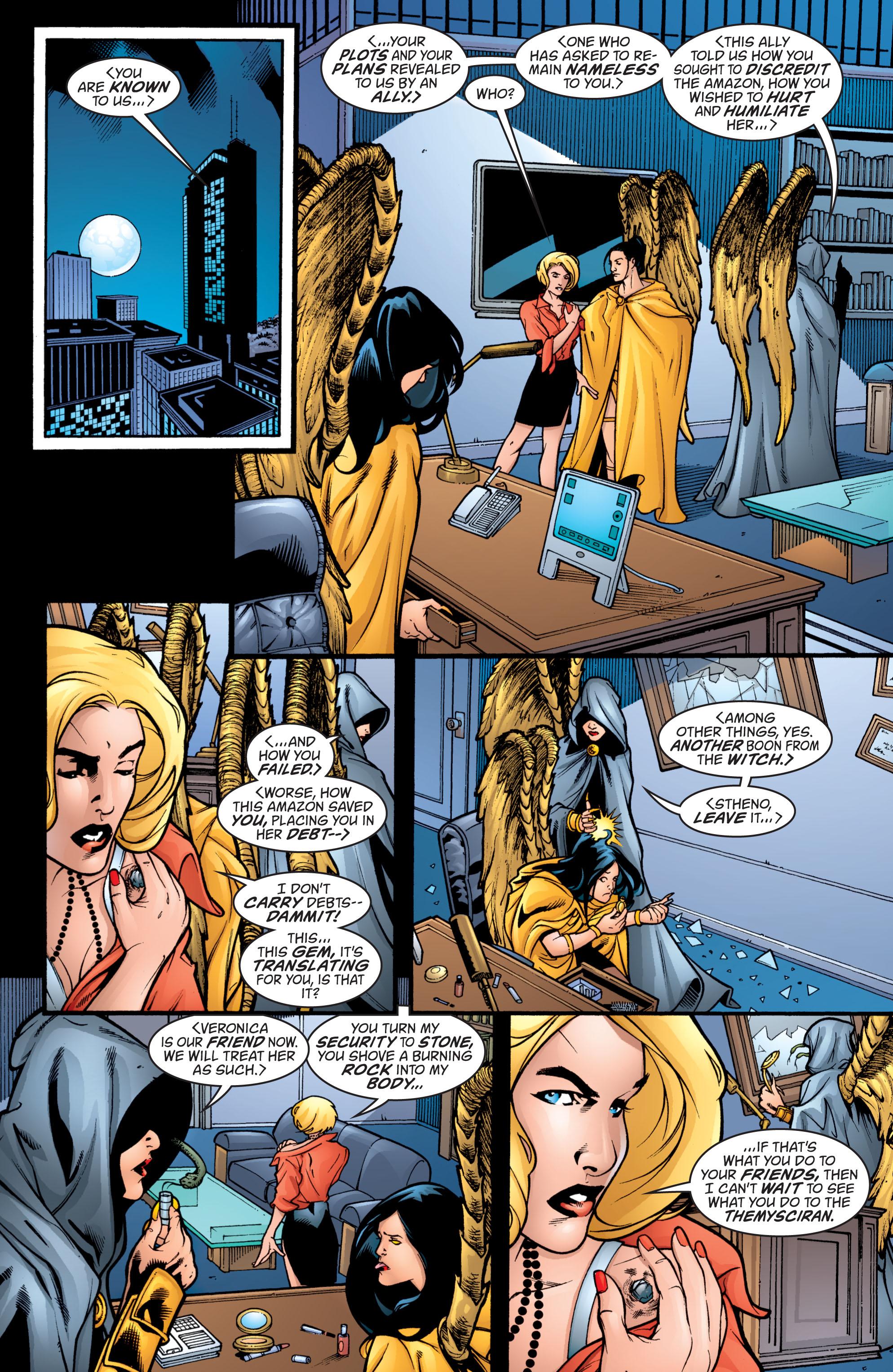 Read online Wonder Woman (1987) comic -  Issue #207 - 16