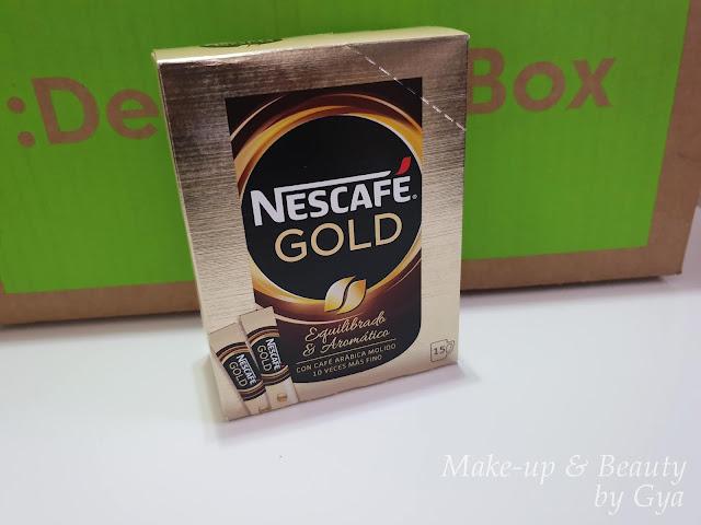 Nescafé Gold Degustabox Marzo ´19 - Mi última cajita