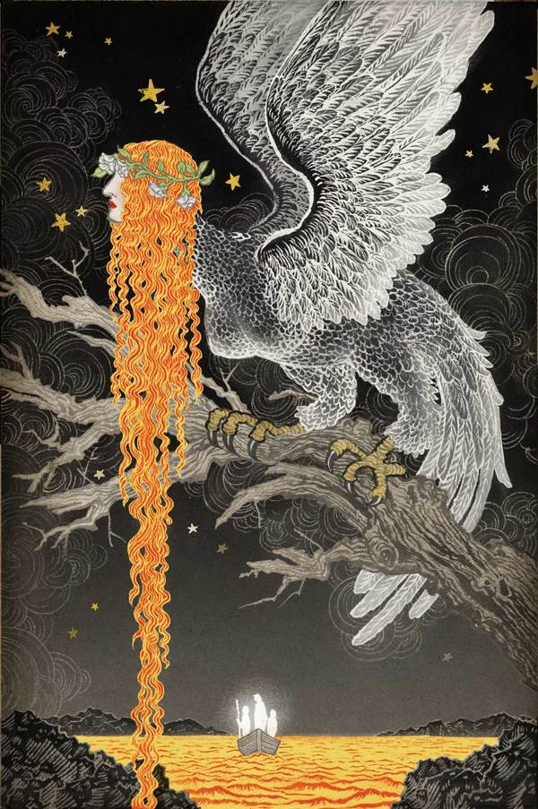 Doctor Ojiplático. Yuko Shimizu 清水裕子. Monsters and Mythical Creatures. Ilustración | Illustration