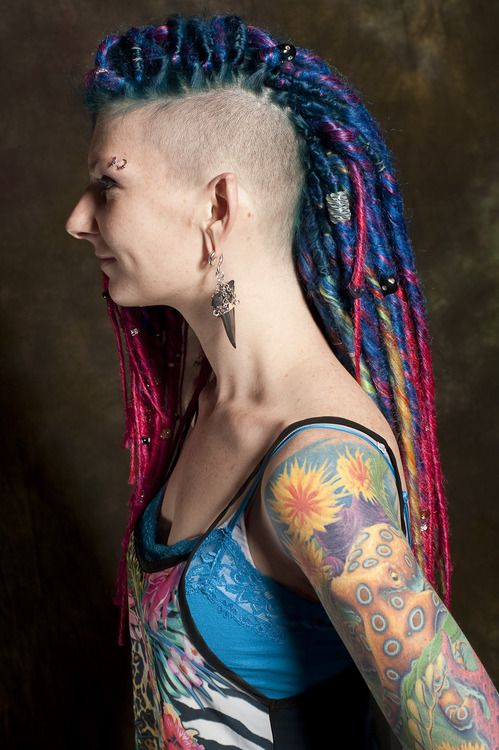 Dreads and rasta hair colors  The HairCut Web