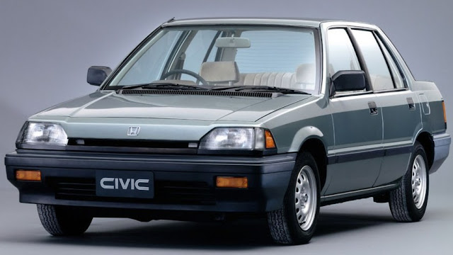 Honda Civic 3rd Generation Sedan