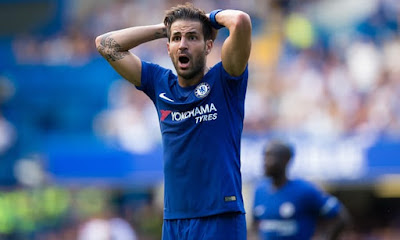 Highlight Chelsea 2-3 Burnley, 12 Agustus 2017