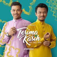Lirik Lagu Aizat Amdan & Faizal Terima Kasih