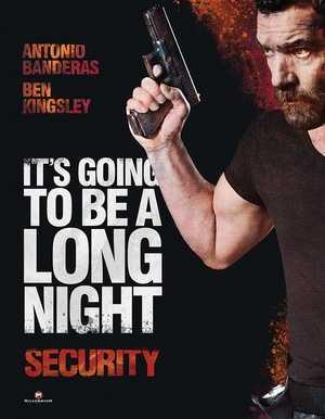 Security (2017) Movie English HD 720p WEB-DL 700mb