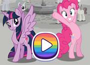 My Little Pony aventura hacia el arcoiris