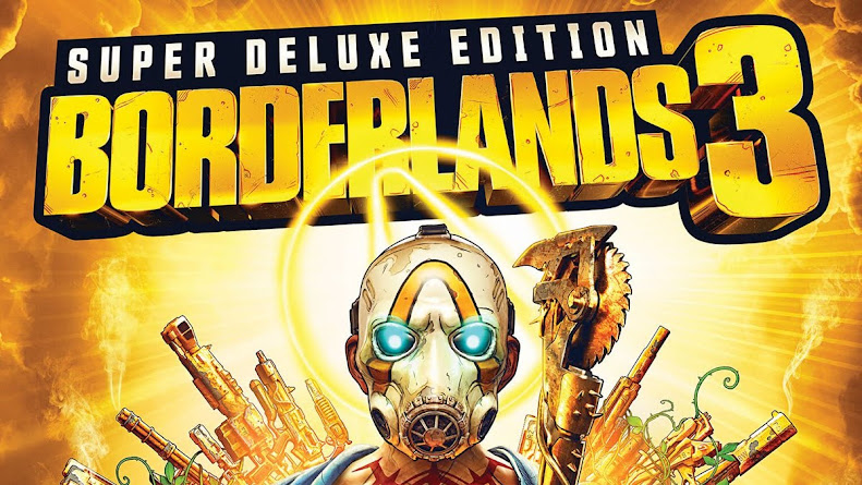 Pre-Order Borderlands 3 Super Deluxe Edition