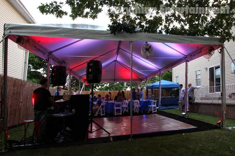 Everything Entertainment: Backyard Graduation Party