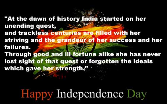 Happy Independence Day Quotes Images 2018