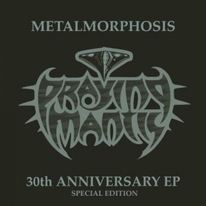 Free Download Album Review Praying Mantis Metalmorphosis (30th Anniversary EP) 2011