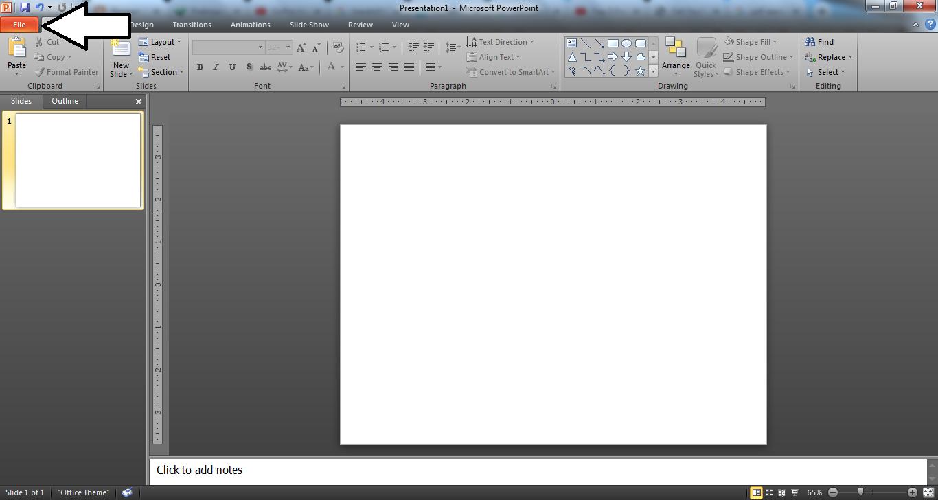Cara Convert PowerPoint ke PDF dengan Mudah