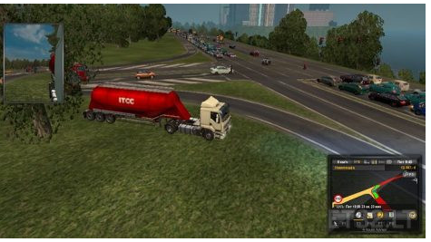Ets2 Better Traffic Flow update