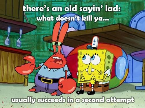 Funny Spongebob Pictures With Captions Tumblr Spongebob Squar...