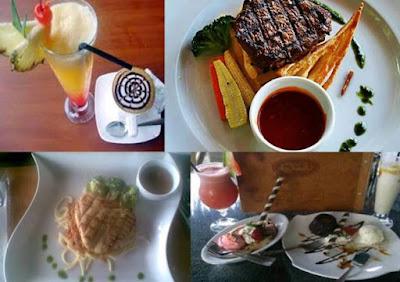 Kuliner Indonesia - Stone Cafe