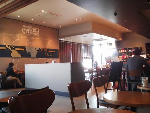 店内 スターバックスコーヒー羽島福寿店