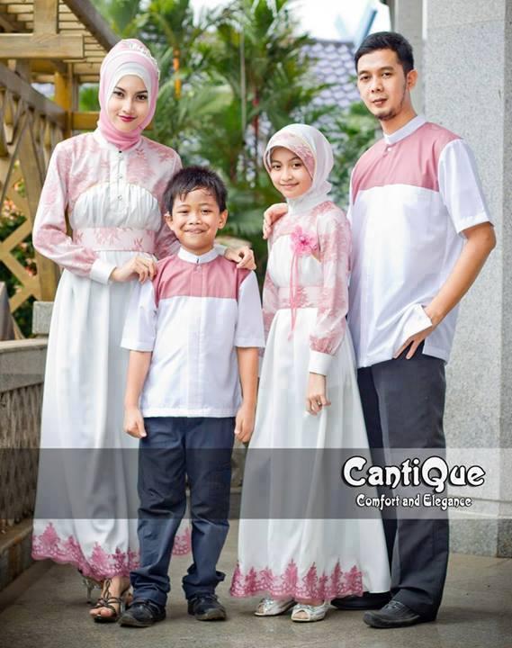 25 Model Baju Lebaran Keluarga 2018 Kompak Amp Modis