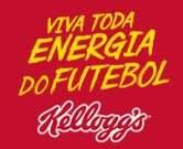 Cadastrar Promoção Kellogg's 2018 Viva Toda Energia Futebol Prêmios