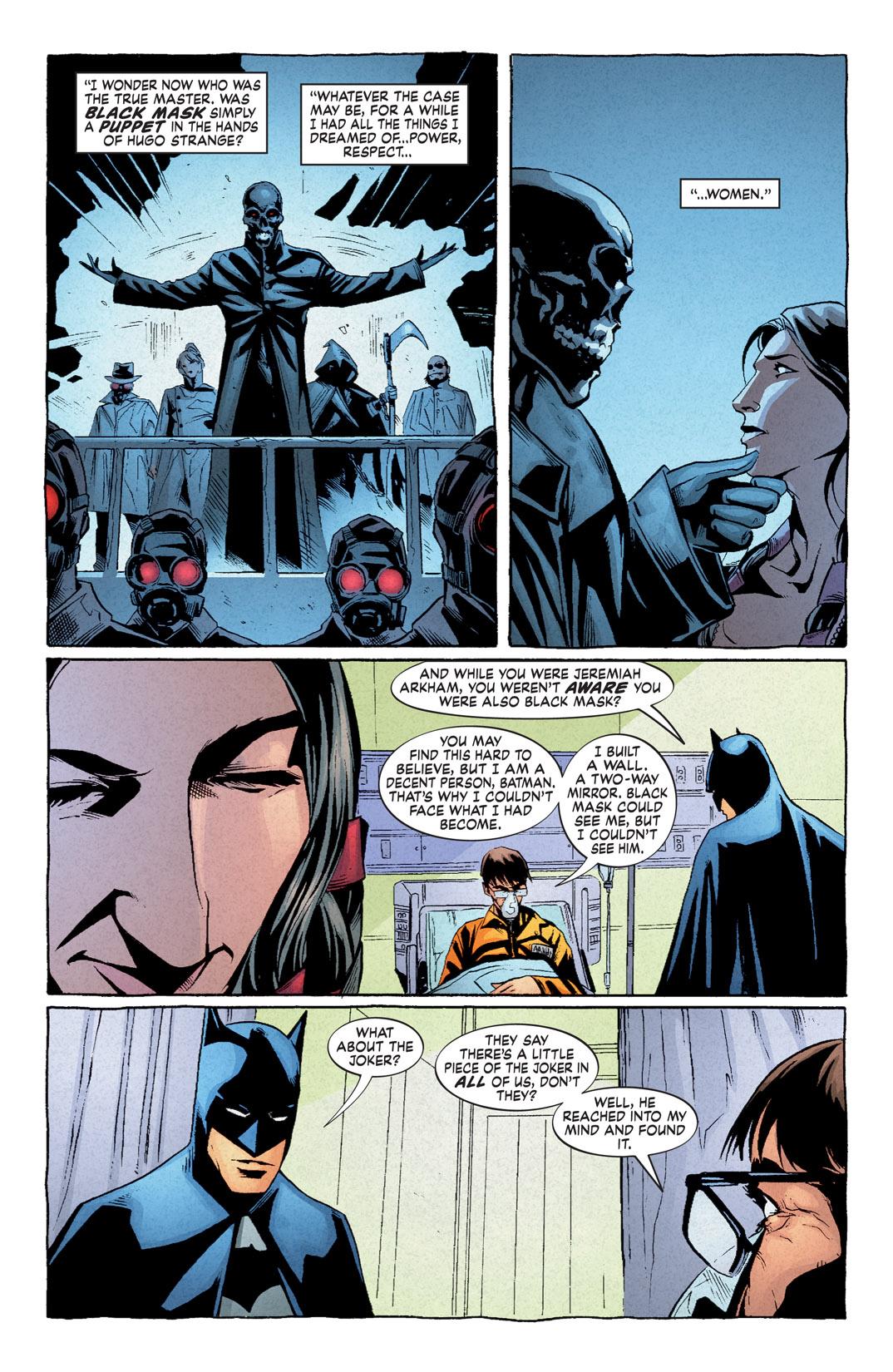 Detective Comics (1937) 865 Page 9