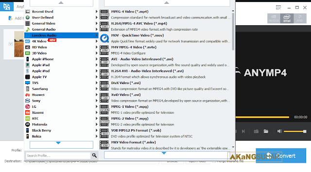 Free Download AnyMP4 4K Converter Full Crack Terbaru