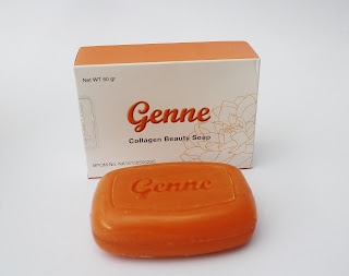 GENNE Collagen Beauty Soap