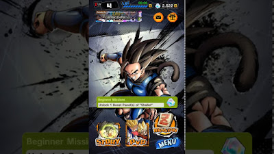dragon ball legends mod apk 1.25.0 download