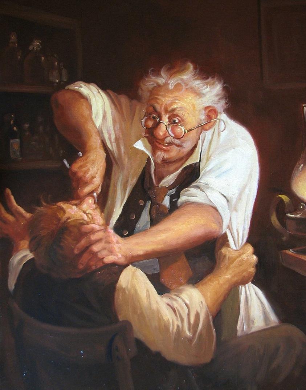 Andrey Shishkin / Андрей Шишкин, An Academic painter | 1960