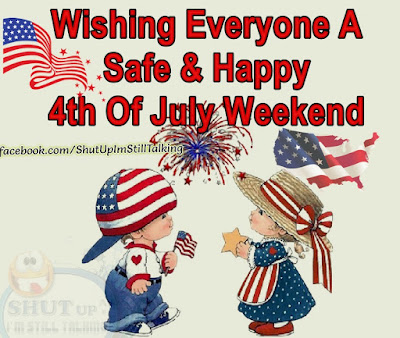 Wishing you a happy 4th of July