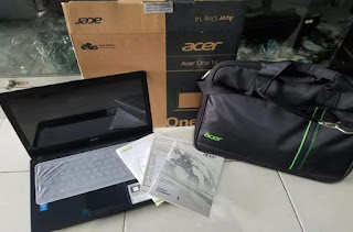 laptop acer one 14-z1402 core i3