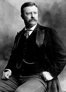Theodore Roosevelt, vigésimosexto presidente de los Estados Unidos de América.