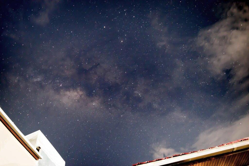Foto Galaksi Bima Sakti