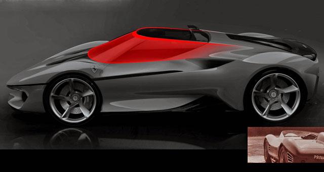 Ferrari's new FXX K 1,000-horsepower catapult | Classic ...