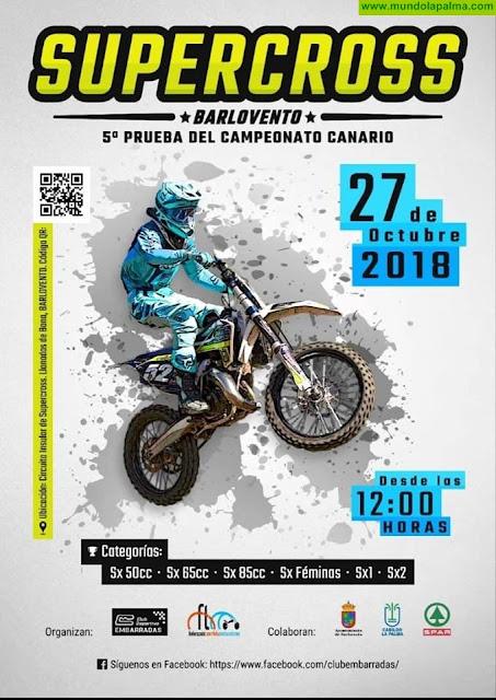 Supercross en Barlovento