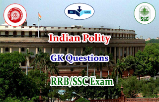 Indian Constitution and Polity GK Question