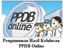 Pengumuman PPDB Online 2019/2020