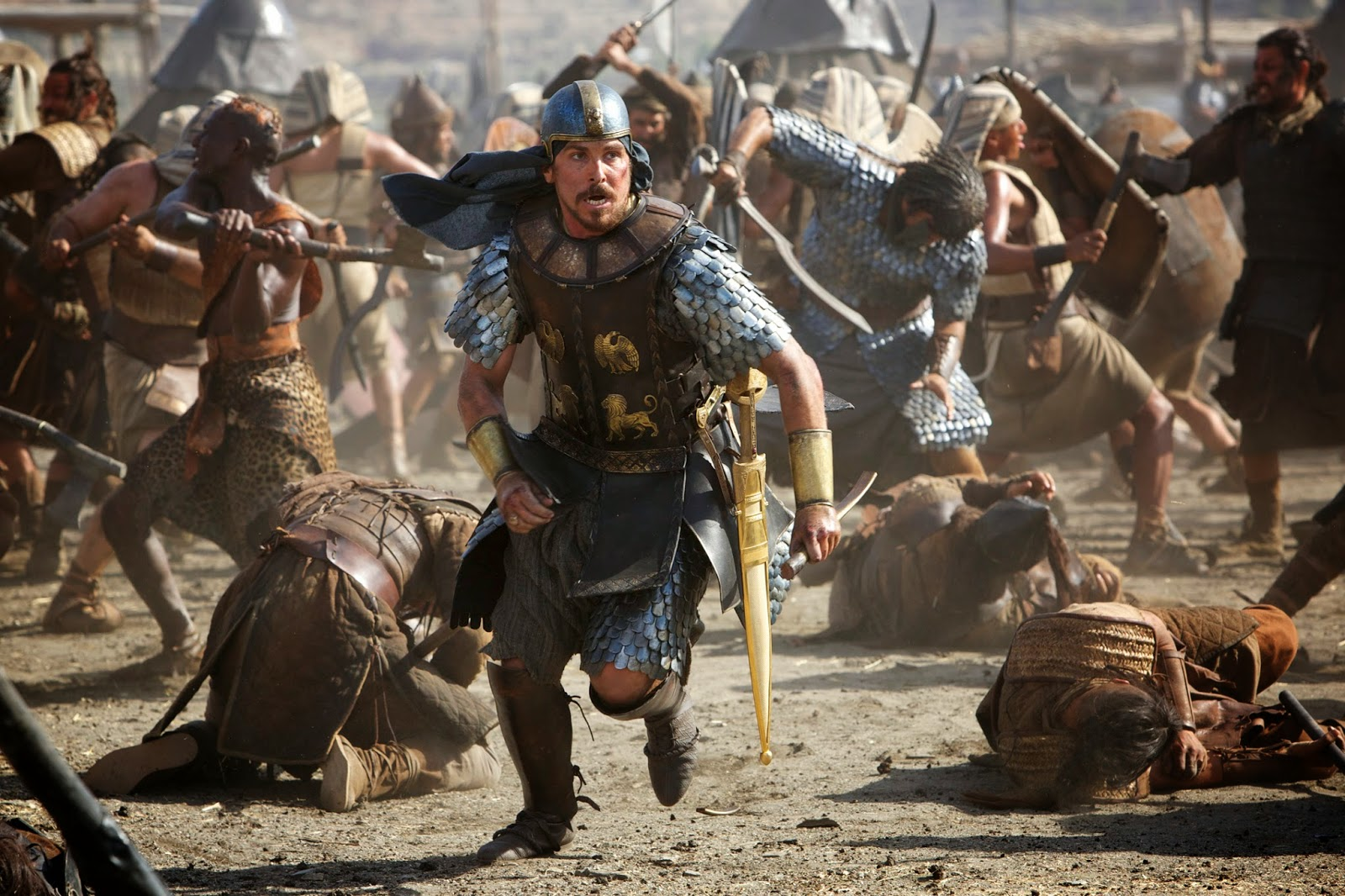 Christian Bale - Exodus: Gods & Kings