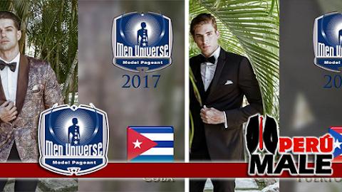 Men Universe Model 2017 | Official Pictures