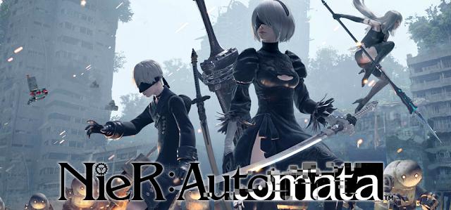 اللعبة العاشرة و اخيرا : Nier Automata