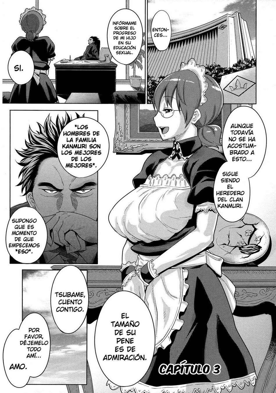Maid x4 3 - Page #1