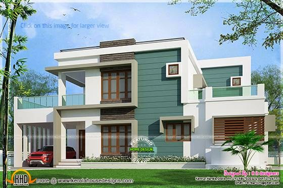 Kannur home design
