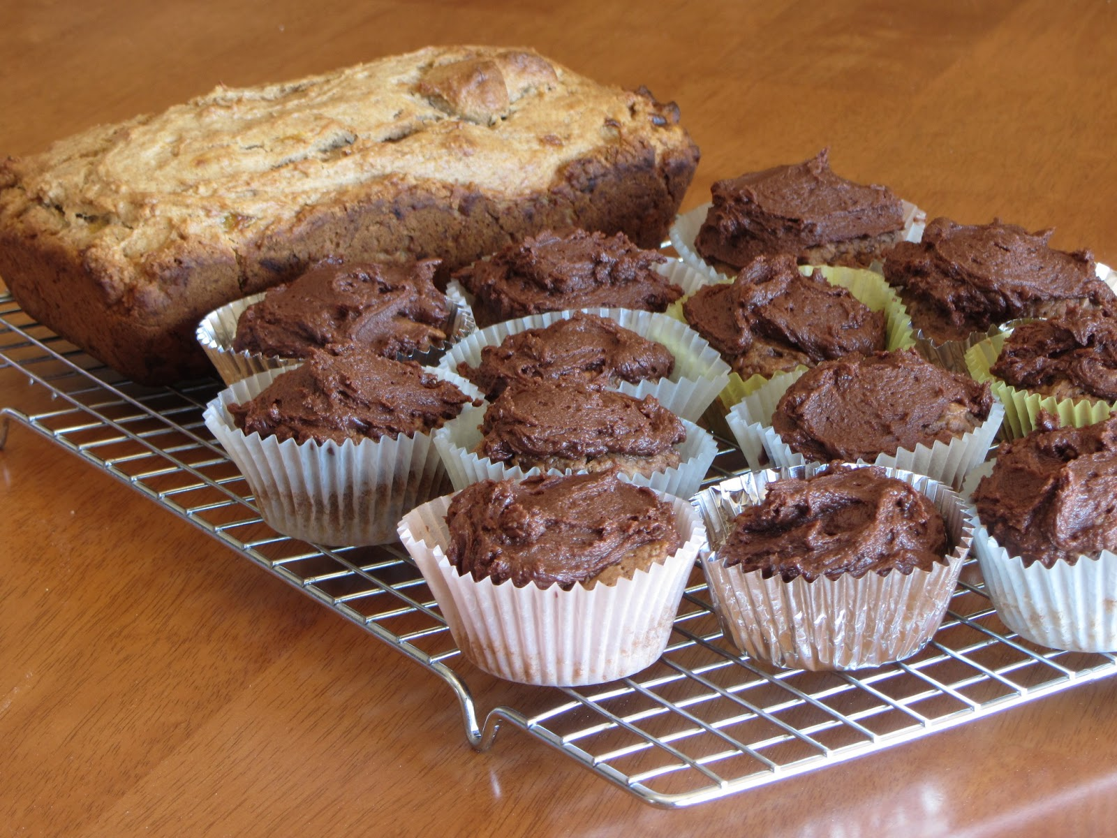 Chocolate Butter Cake Recipe Joy Of Baking: Tracy's Living Cookbook: Chocolate Peanut Butter Cupcakes