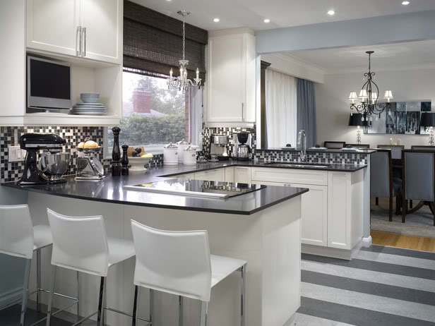 Idea Deco Dapur Desainrumahid Com
