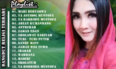 Lagu Nella Kharisma Lagu Religi Ramadhan 2017