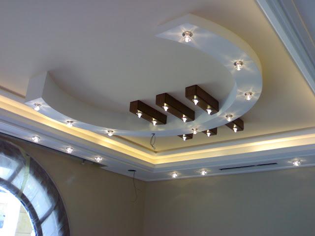 platre plafond classic