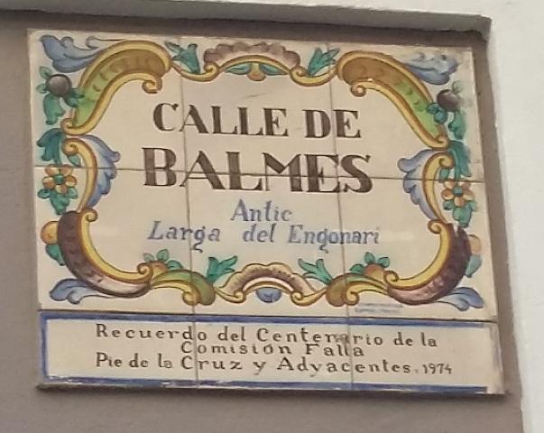 Calles y plazas de valencia septiembre 2015 - Calle viana valencia ...