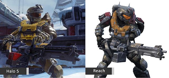 jorge halo reach armor - 1540×718