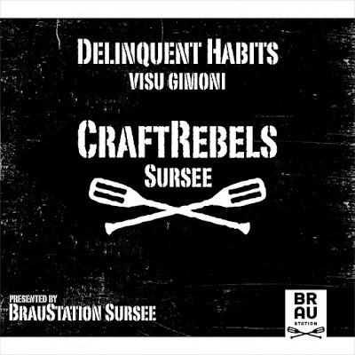 Single: Delinquent Habits - CraftRebels (BrauStation Sursee)