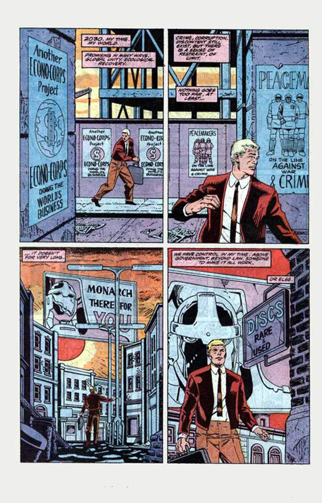 Read online Armageddon 2001 comic -  Issue #1 - 16