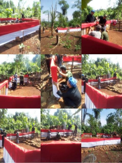 Ngaguar Falsafah Bendera Beureum Jeung Bodas Di Situs Sumedanglarang